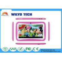 Buy cheap High Resolution Kids PC RK3126 7 Inch Android Tablet Android 5.1 Support Wifi product