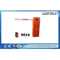 Buy cheap Electric Automatic Security Barriers Parking Lot Control System product