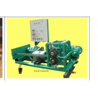 Buy cheap Simple Operation Wire Crimping Machine / Wire Mesh Cutting Machine 2kw Power from wholesalers