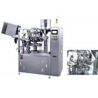 China Metal Automatic Tube Filling And Sealing Machine For Cream Tube on sale