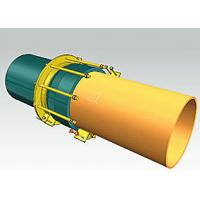 Buy cheap High Strength Restrained Joint Ductile Iron Pipe DN80mm - DN2600mm Diameter product