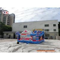 China Inflatable Paradise Combo Ice Cream Theme Inflatable Bouncer Centers on sale