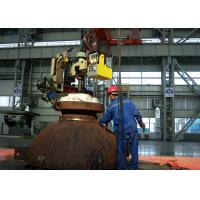 Buy cheap Industrial Boiler Manufacturing Equipment Saddle Hole Welding Machine product