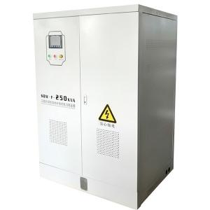 Buy cheap 2500KVA Three Phase Digital Display Full Auto AC Large Power Air Cooling Voltage Regulator product