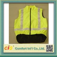 Buy cheap Waterproof Warmly And Safety Reflective Safety Vests with Pockets S - 3XL for Traffic Workers product
