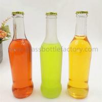 Buy cheap 275ml Clear Soft Drink Glass Bottle With Crown Cap product
