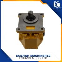 Buy cheap 16T-75-24000 hydraulic pump for shantui SD16 SD22 SD23 bulldozer from wholesalers