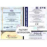 Fashion Jewelry Collection Co.,ltd Certifications