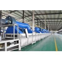 Buy cheap Instant Noodle Making Machine Commercial , Stainless Steel Noodle Production Line product