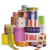 Buy cheap Industrial use packing Non-woven label product