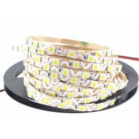 Buy cheap Decorative S Type LED Strip SMD 5050 Warm White Backlight 60LEDS / M IP20 from wholesalers