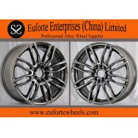 17inch 18inch Aluminum Tuning Wheels With Red Electrophoresis  After Market Wheels
