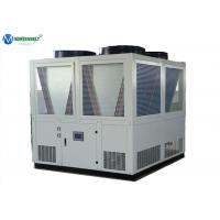 Buy cheap USA Biodiesel Cooling System 50Tr 80Tr Air Cooled Screw Compressor Water Chiller from wholesalers