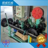 Buy cheap Positive And Negative Twist Razor Barbed Wire Machine With High Production from wholesalers