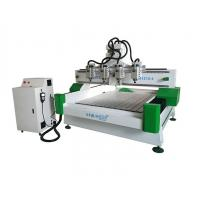 Buy cheap 4 heads CNC woodworking machine for making wooden pen holder from wholesalers