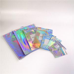 Buy cheap Gravure Pringting Stand Up Aluminum Foil Bag Hologram Packaging Bag For from wholesalers