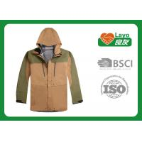 Trekking Fleece Hunting Clothes , Waterproof Fleece Jacket Durable
