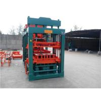 Buy cheap QT6-15 Block forming Machine from wholesalers