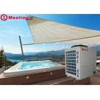 Buy cheap Meeting MD50D spa heater,swimming pool heat pumps air source commercial swimming pool water heat pump R32/R410A product