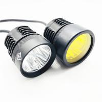 Buy cheap Sercomoto Led Motorcycle Headlight with strobe fucntion product