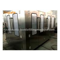 Buy cheap 5.03KW Power Mineral Water Bottling Machine Low Failure For Beverage Plant product