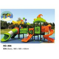 Buy cheap Hot Sale Children Play Game Sports Outdoor Playground Equipment Kids Amusement Park Outdoor Playground with  Slide from wholesalers