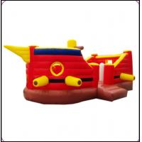 Buy cheap Factory Price Inflatable Ship Bounce Castle Rental Inflatable Bouncer House for Sale product