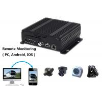 Buy cheap 4 Cameras Video Recorder Car Camera DVR For Vehicle Support Long Time Recording product