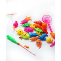 Buy cheap Magnetic Fishing Toy Sets Kid Children Bath Time and Pool Party funny fish toy educational toys product