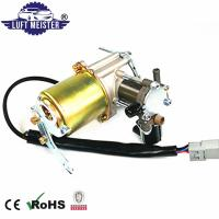Buy cheap Pump 48910-60041 48910-60042 for Prado 120 Air Suspension Compressor product