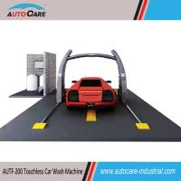 Buy cheap Semi automated Mobile Touchless Car Washing Machine, Touch free Car Washer product