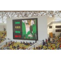 Buy cheap P16 Full Color Stadium Led Billboard Display Outdoor Waterproof 7500CD / m2 from wholesalers