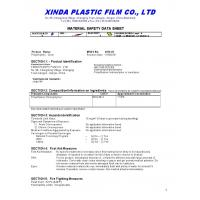 Jiangyin Changjing Xinda Plastic Film Co., Ltd. Certifications
