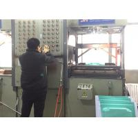 Buy cheap HIPS Plate Thermoplastic Vacuum Forming Machine Double Heating Temperature product