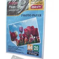 Buy cheap Leading manufacturer 115gsm to 260gsm cast coated glossy photo paper product