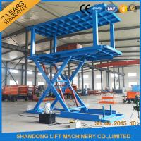 Buy cheap Hydraulic Personnel Lifts Automated Car Parking System from wholesalers