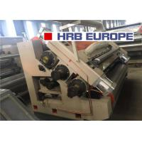 Buy cheap HRB-1800 02 Ply Single Facer Line Corrugated Board Making Machine Normal Type product