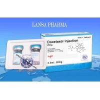 Buy cheap Docetaxel Injection from wholesalers