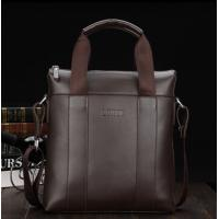 Genuine Leather Men's business bags Laptop bag China supplier