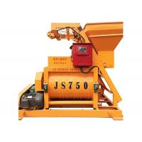 Buy cheap 750L Electrical Forced Concrete Mixer Machine 30kw Mixing Motor Power For Building product