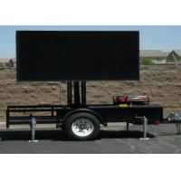 Buy cheap 1/4 Scan SMD P10 Mobile Truck Led Display , Mobile Advertising Signs 2 Years Warranty product
