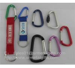 China Mountain climber carabiner hook wrist straps, mountaineer carabiner wrist lanyards, on sale