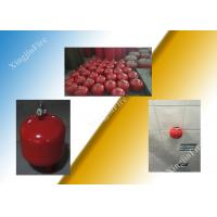 Buy cheap Stand Alone Fm200 System Auto Fire Extinguishers 40L Volume For Server Room from wholesalers