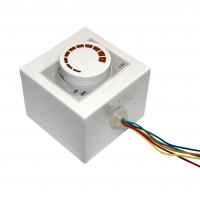 Buy cheap Gold Ssr Stepless Variable Fan Speed Controller product