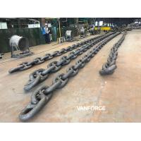 Buy cheap ABS DNV BV R3 R3S R4 R4S R5 Offshore Mooring Chain , Stud Link Mooring Chain product