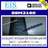 Buy cheap SSM2160 - AD (Analog Devices) - 6-Channel, Serial Input Master/Balance Volume Controls product