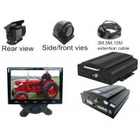 Buy cheap Agriculture vehicle 4 Camera Car DVR 360 Degree Rear View For Farmer product