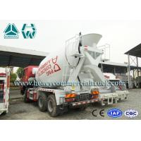 Buy cheap Commecial Mobile Concrete Mixer Truck With Self Locked System 290 HP - 420 HP product