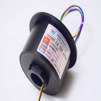 Buy cheap IP55 waterproof slip ring with 25.4 mm through bore,aluminium housing ,used for from wholesalers
