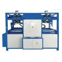 Quality PVC PE Industrial Vacuum Pressure Forming Machine Drainage System for sale